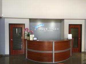 Blue Tiger Recovery, LLC,  SASH