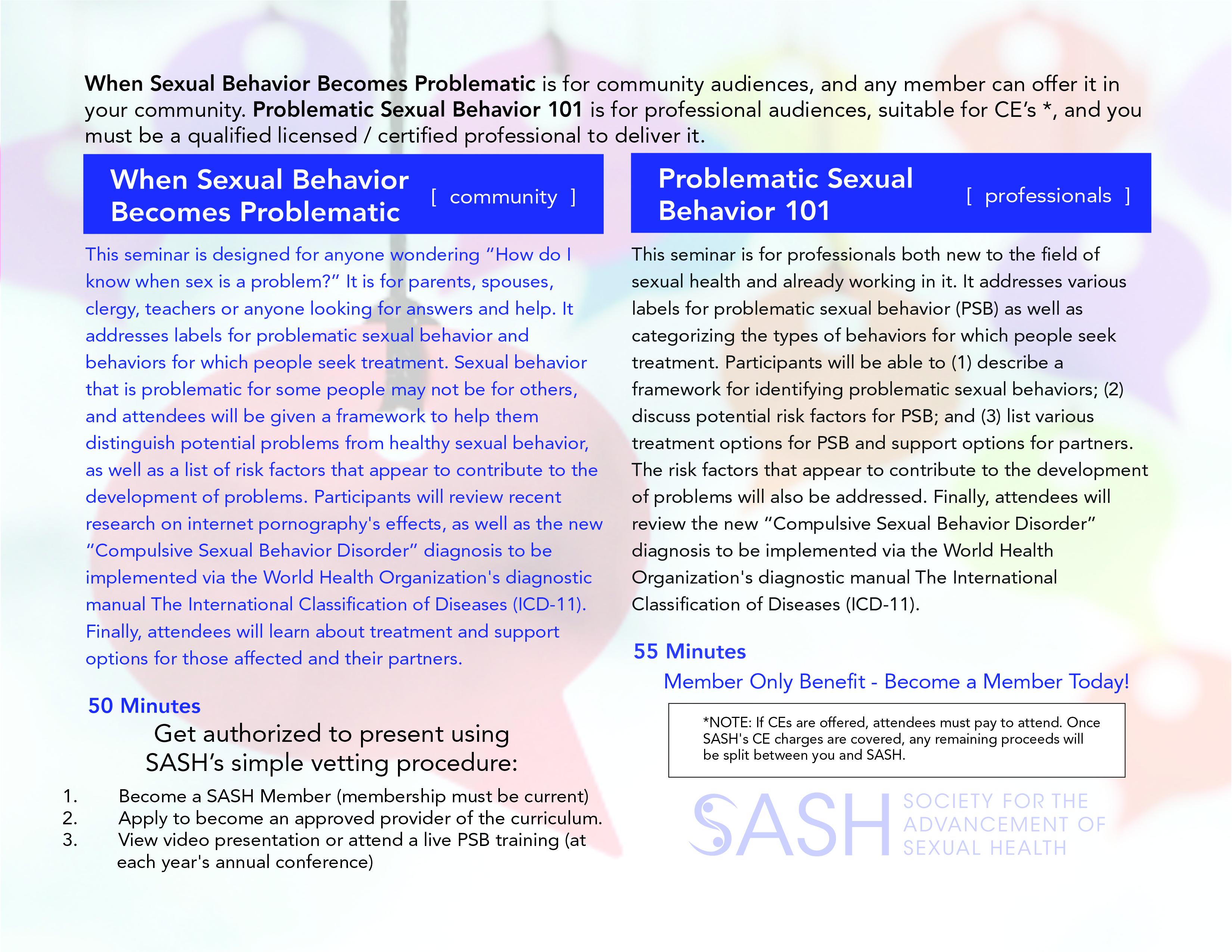SASH PSB flyer brochure 2019 back