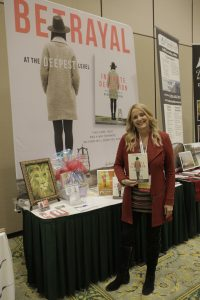 Sherri Keffer shows on her new book Intimate Deception